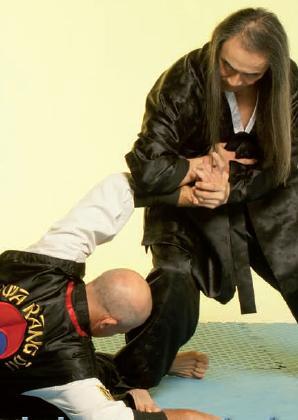 Hwa Rang Do Grandmaster Taejoon Lee May 2019 Budo International