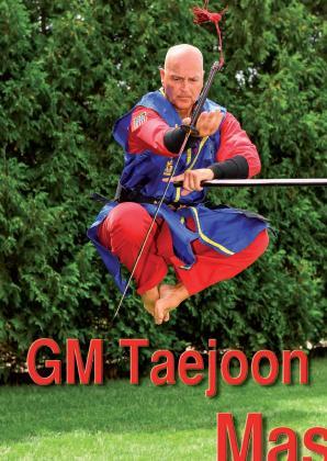 Hwa Rang Do Dojoonim Dr. Joo Bang Lee & Grandmaster Taejoon Lee's Disciple Master David Kijek November 2020 Budo International