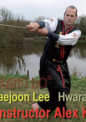 Hwa Rang Do Dojoonim Dr. Joo Bang Lee & Grandmaster Taejoon Lee's Disciple Alex Krijger December 2020 Budo International