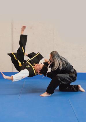Hwa Rang Do Grandmaster Taejoon Lee September 2020 Budo International