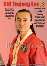 Grandmaster Taejoon Lee July 2015 Budo International