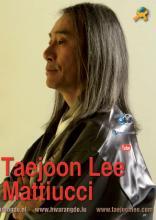 Grandmaster Taejoon Lee June 2020 Budo International